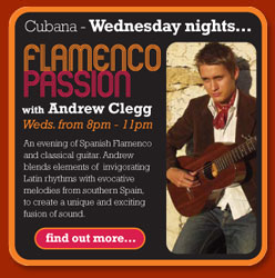 Flamenco Thursdays at Cubana